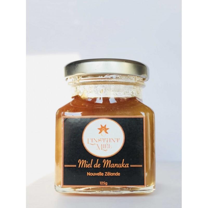 Miel de Manuka de Nouvelle Zélande - 125g