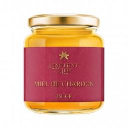 Miel de chardon du Maroc (Analysé à 58%)