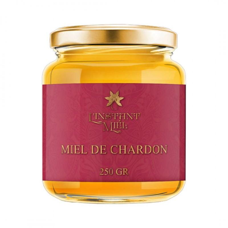 Miel de chardon Maroc