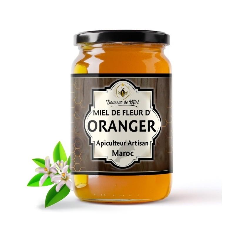 Miel d'oranger du Maroc 250g